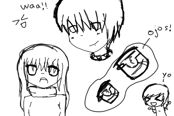 Mas dibujos!! Random_by_animetokitayay-d4dmpcb