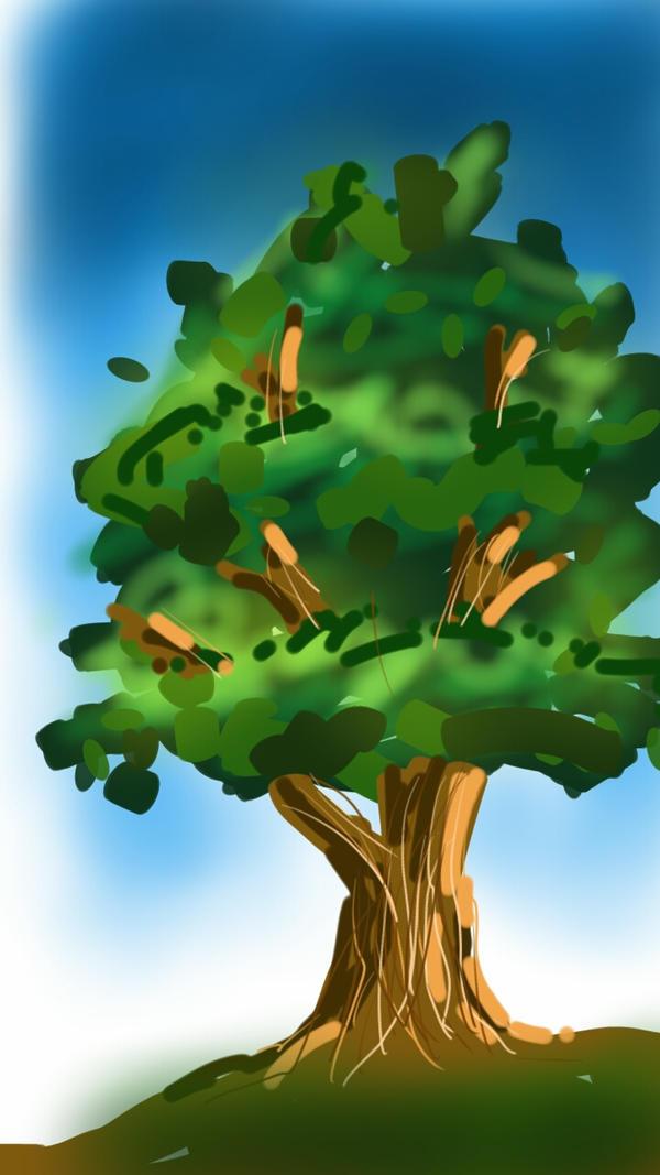 tree by hyperinsomnia
