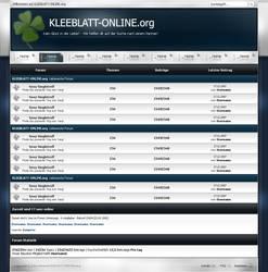 Boardstyle - Kleeblatt