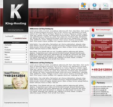 Hosting-Design 4 Sale