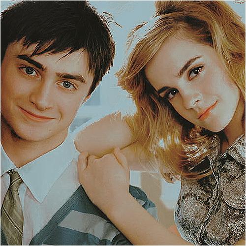 Daniel R. y Emma W. by MagicWorldxHp