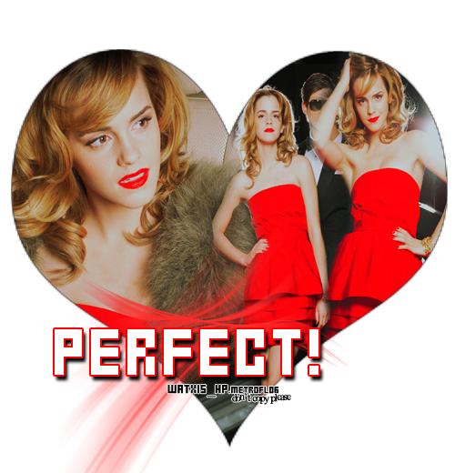 Perfect by MagicWorldxHp