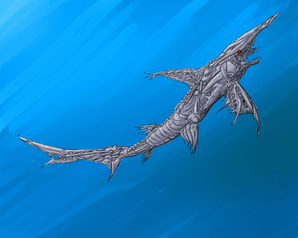 goblin shark Goblin shark is a featured article it (or a previous version of it) has been identified as one of the best articles produced by the wikipedia communityeven so, if you can update or improve it, please do so.