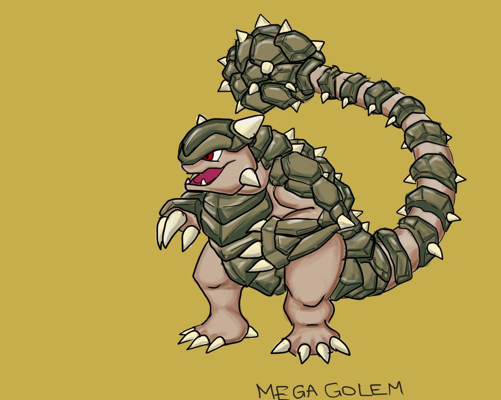 Pokemon Golem Evolution Images   Pokemon Images
