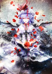 Remilia Scarlet by ReNon1212