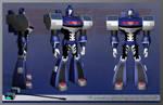 TFA Ultra Magnus 3d