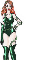 Poison Ivy by Enaile