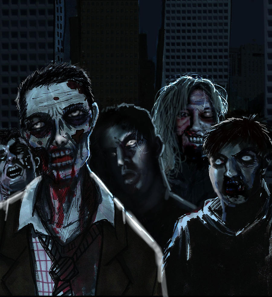 zombie by kyo888