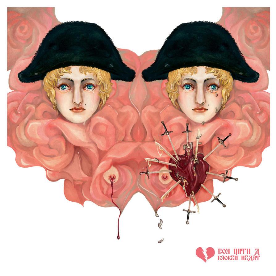 Boy with a Broken Heart by JonathanChanutomo