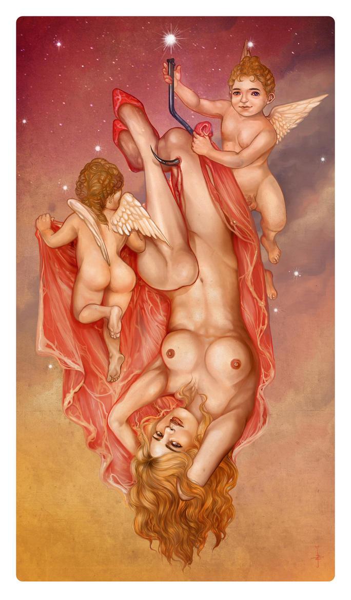 Flesh Market by JonathanChanutomo