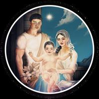 The Nativity by JonathanChanutomo
