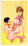 Nene Sakurada by JonathanChanutomo
