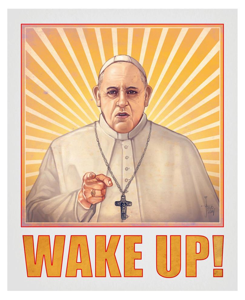 WAKE UP! by JonathanChanutomo