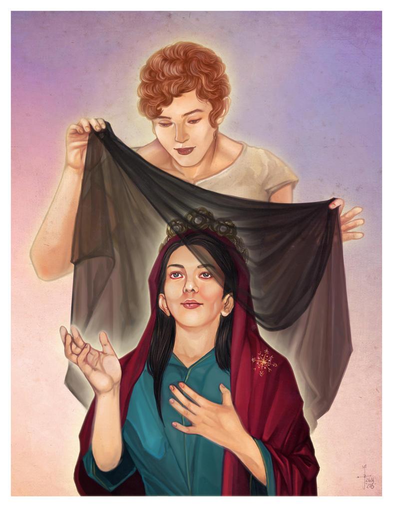 Regina Caeli Laetare Alleluia by JonathanChanutomo