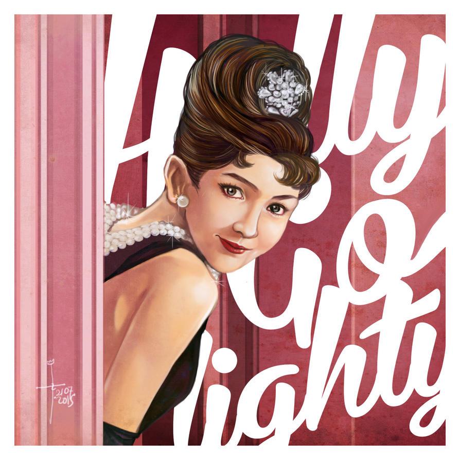 Holly Golighty by JonathanChanutomo