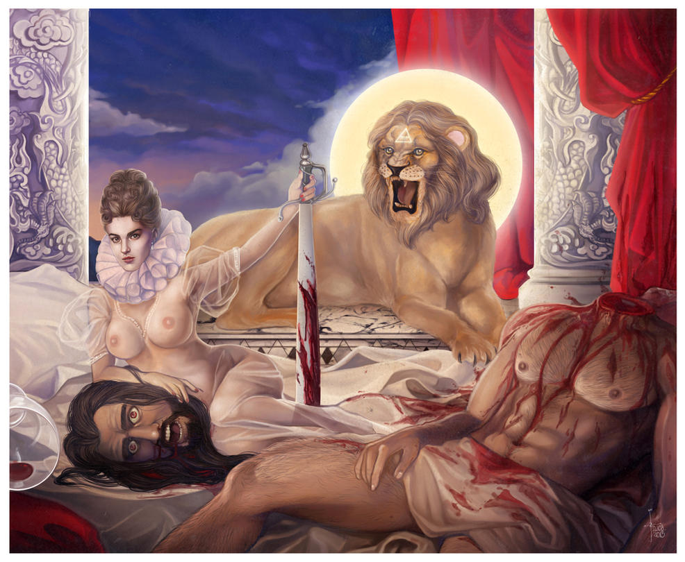 Lioness of Judah by JonathanChanutomo