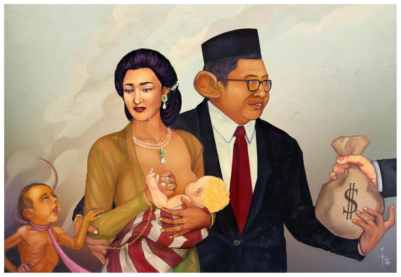Menjual Ibu by JonathanChanutomo