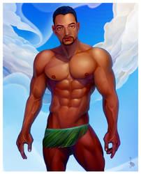 God of Sex by JonathanChanutomo