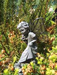 fairy statue stock5 by DemoncherryStock