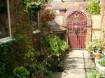 Garden Gate stock