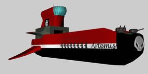Spaceship Artemis