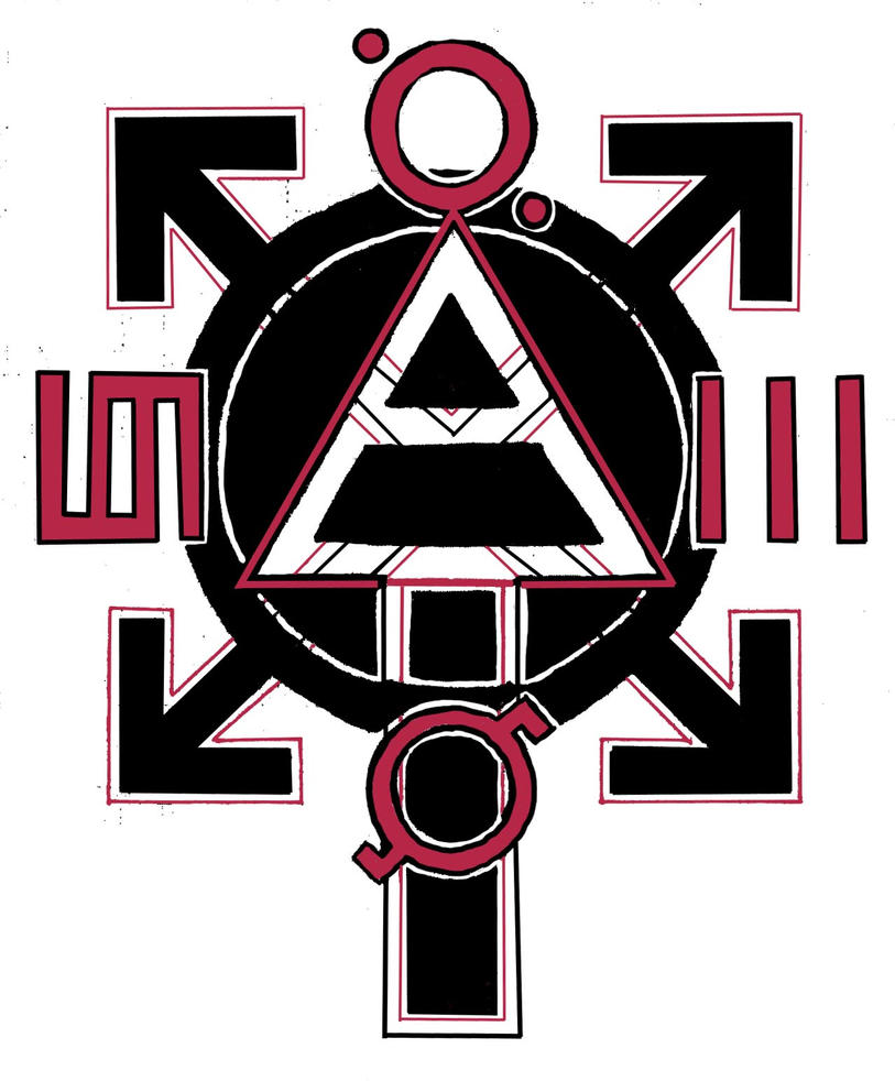 Thirty Seconds To Mars Symbols By Thejellykat On Deviantart