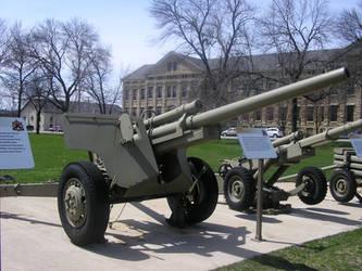 M5 Antitank Gun by TAHU18