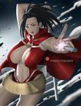 Momo Yaoyorozu | My Hero Academia