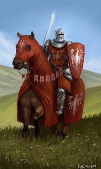Polish knight up