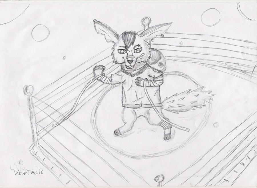 Fakemon Evolitions Ventalic_by_deashnat-d3jv18p