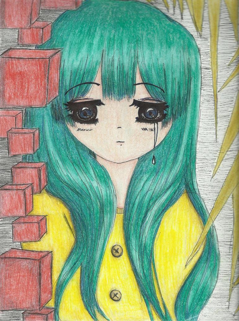 Sad Girl by CREDREMA