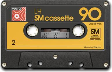 Old BASF Cassette