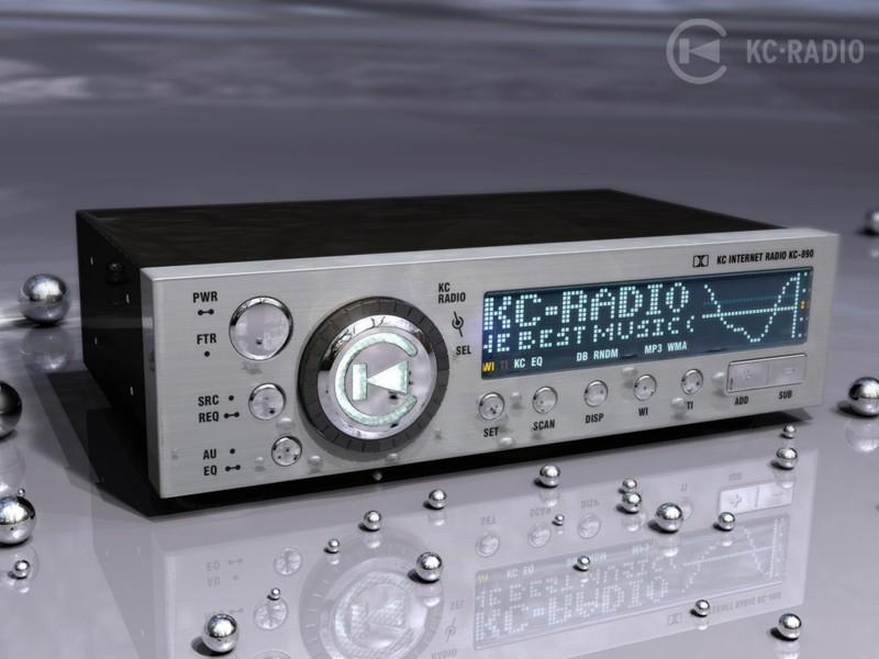 KC Radio by WachaDesign