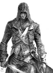 Assassin's Creed Unity - Arno Dorian by Megaman-EX