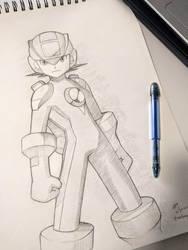 Megaman Battle Network - Megaman.EXE