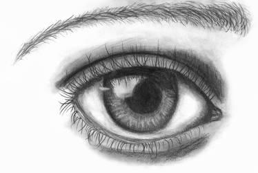 Eye - Detail by Incredzible