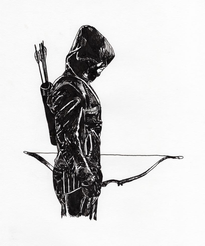 The Arrow By Incredzible On DeviantArt