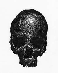Broken Skull by Incredzible