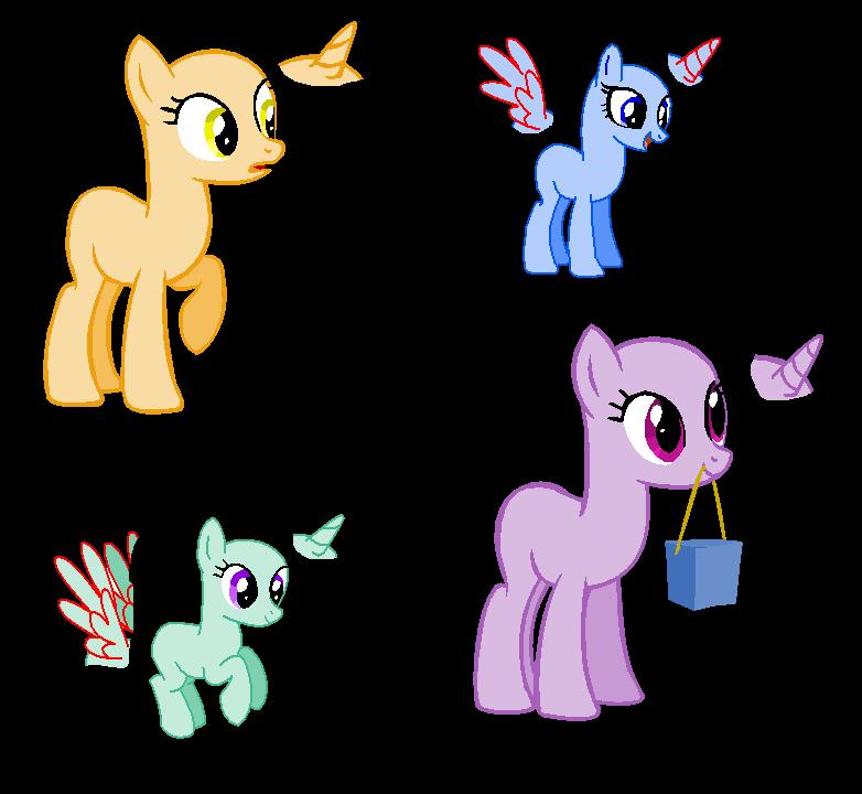 Pony  Base Dump by Sakyas-Bases