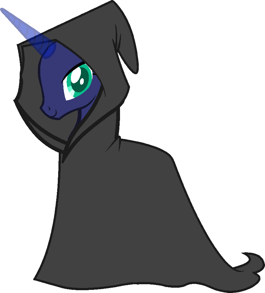 MLP Base 24 Little Black Riding Hood by Sakyas-Bases