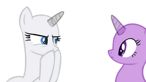 MLP Base 177 Ho, You Did Not Just Dis My Bae.