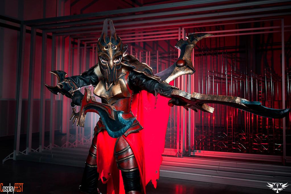 I challenge you! [Legion Commander : DOTA 2 ] by ...
