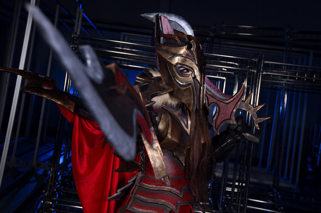 Dota 2 : Legion Commander cosplay by MightyRaccoon on ...