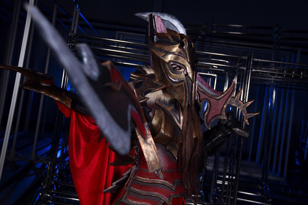 Dota 2 : Legion Commander cosplay by MightyRaccoon on ...