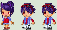 Erza in Boy form~ by pikachuchibi
