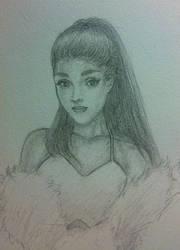 Chanel #2 (Ariana Grande) - Scream Queens by christellar