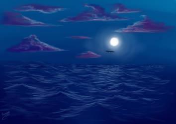 Ocean by Aramee