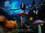 The Nymph Of The Forest - Manipulation