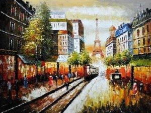 Paris, France by kirbymatthew