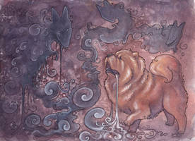 The Fox Demons by Kitsune-Seven
